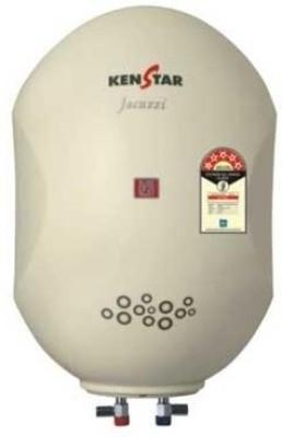 Kenstar 15 L Storage Water Geyser(White, WH-KEN-15 LT-KGS15W5P-Jacuzzi)