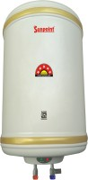 Sunpoint 25 L Storage Water Geyser(Ivory, MS25)