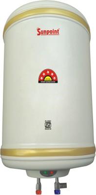 Sunpoint 25 L Storage Water Geyser(Ivory, MS25)
