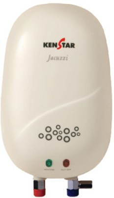Kenstar 3 L Instant Water Geyser(White, Jacuzzi -Kgt03w1p)
