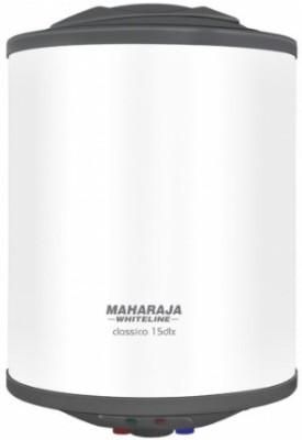 Maharaja Whiteline 15 L Storage Water Geyser(White, Classico Delux 15L SWH White)