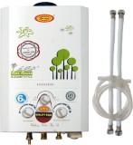 Surya 6 L Instant Water Geyser (White, G...