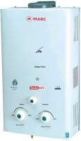 Marc 6 L Gas Water Geyser(White, InstantGas 6 L VWH)