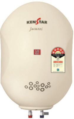 Kenstar 6 L Storage Water Geyser(White, Jacuzzi -Kgs06w5p)