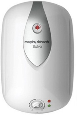 Morphy Richards 10 L Storage Water Geyser(White, Salvo)