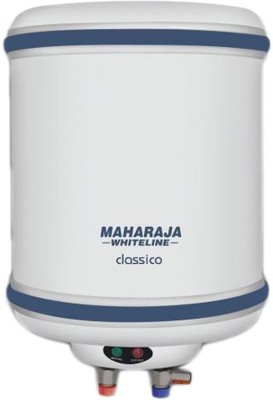 Maharaja Whiteline 25 L Storage Water Geyser(White, Classico)