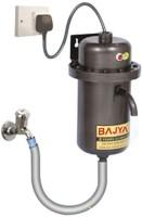 Bajya 1 L Instant Water Geyser(Black, Bio)