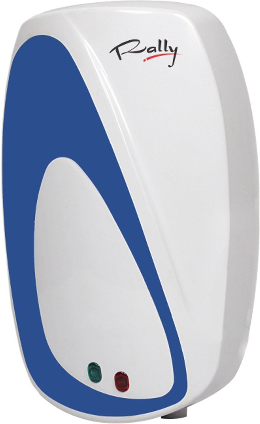 View Rally 3 L Instant Water Geyser(White, POLO) Home Appliances Price Online(Rally)