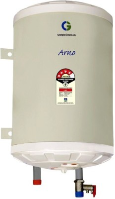 Crompton Greaves 10 L Storage Water Geyser(White, Ivory, Arno)