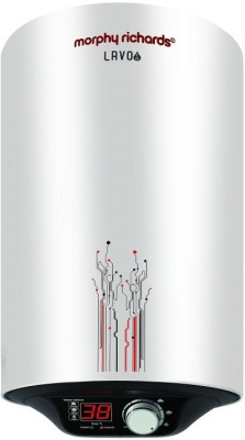 Morphy Richards 10 L Storage Water Geyser(White, LAVOEM10)