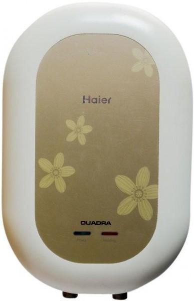 View Haier 3 L Instant Water Geyser(Ivory, Quadra) Home Appliances Price Online(Haier)