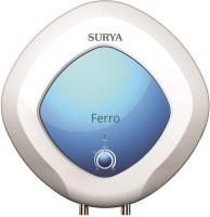Surya 15 L Storage Water Geyser(White, Ferro 25)