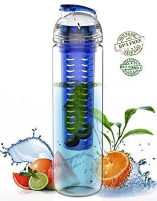 SH&H 798 ml Water Purifier Bottle(Blue)