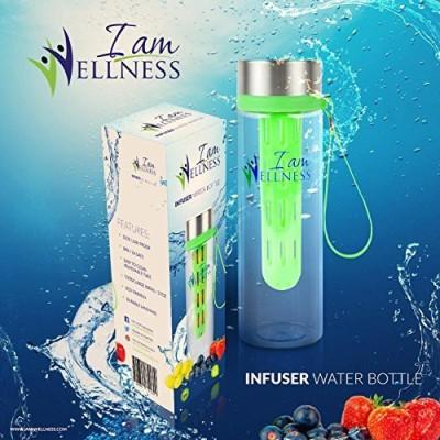 I Am Wellness 800 ml Water Purifier Bottle