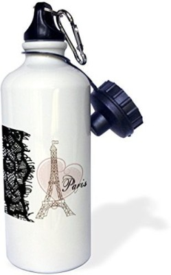 3dRose 621 ml Water Purifier Bottle