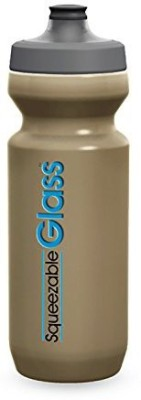 Squeezable Glass 651 ml Water Purifier Bottle