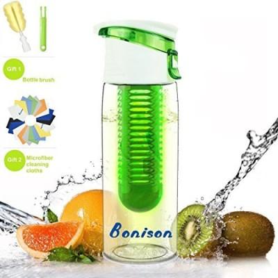 BONISON 828 ml Water Purifier Bottle