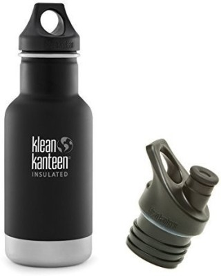 Klean Kanteen 355 ml Water Purifier Bottle(Black)