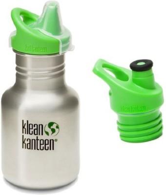 Klean Kanteen 355 ml Water Purifier Bottle(Silver)