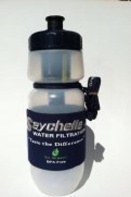 Seychelle Water Filtration 710 ml Water Purifier Bottle