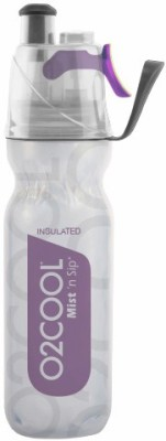 O2Cool 532 ml Water Purifier Bottle(Purple)