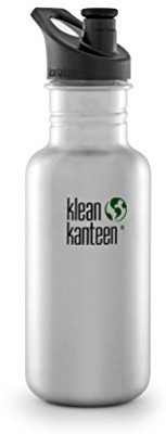 Klean Kanteen 798 ml Water Purifier Bottle(Silver)