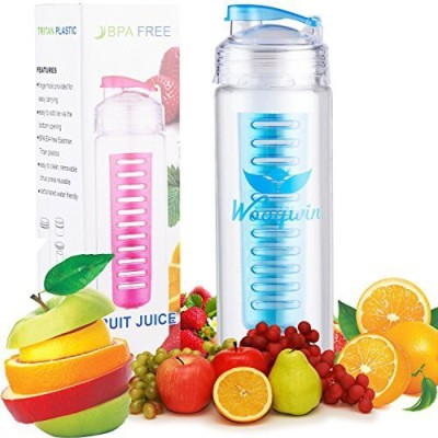 WOOGWIN 798 ml Water Purifier Bottle