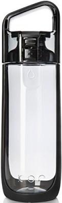 KOR Water 750 ml Water Purifier Bottle(Black)