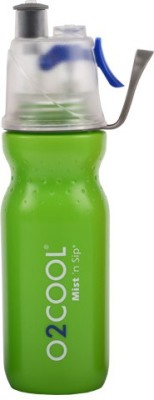 O2Cool 591 ml Water Purifier Bottle(Green)