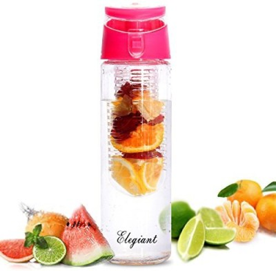 ELEGIANT 800 ml Water Purifier Bottle