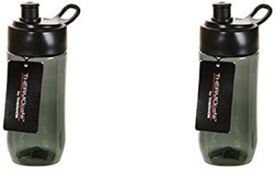 Thermos 503 ml Water Purifier Bottle(Black)