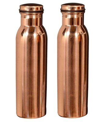 nayra 1000 ml Water Purifier Bottle(brown)
