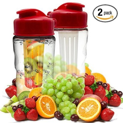 FlavorFast 0 ml Water Purifier Bottle