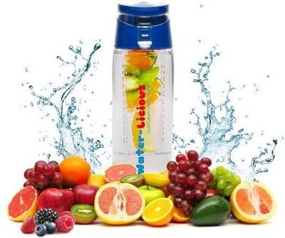 Water-Licious 710 ml Water Purifier Bottle(Blue)