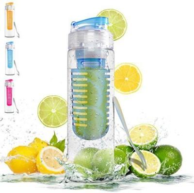 Brilliant Homes® 798 ml Water Purifier Bottle