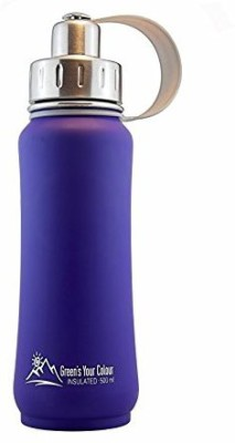 Green Is Your Colour 500 ml Water Purifier Bottle