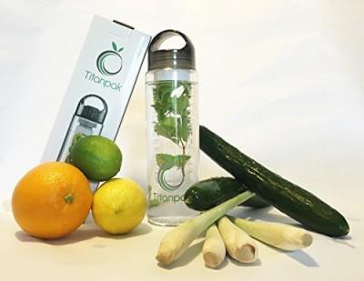 Titanpak 710 ml Water Purifier Bottle