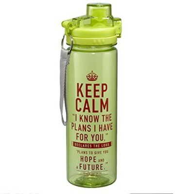 Christian Art Gifts 739 ml Water Purifier Bottle