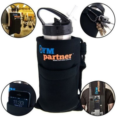 Gym Partner 0 ml Water Purifier Bottle