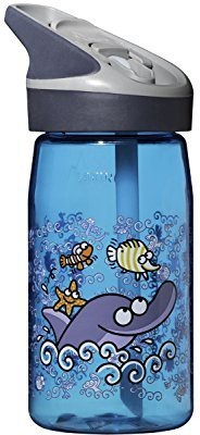 Laken 444 ml Water Purifier Bottle(Blue)