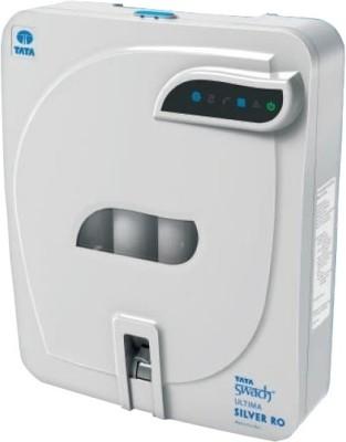 Tata Swach Ultima Silver RO+UV 7 L RO + UV Water Purifier(Silver)