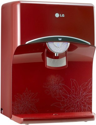 LG Water Purifier WAW73JR2RP 8 L RO + UV +UF Water Purifier(Red)