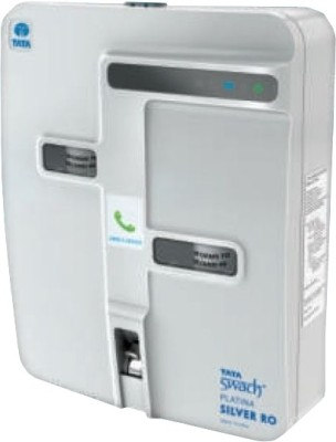 Tata Swach Silver RO - Platina 7 L RO Water Purifier(White)
