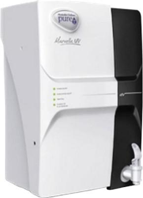 Pureit Marvella UV 4 L UV Water Purifier(White & Black)