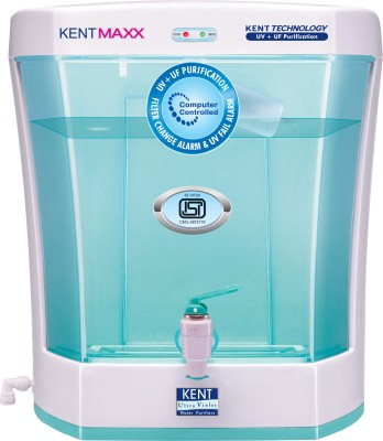 Kent Maxx UF +UV 7L Water Purifier