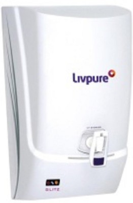 Livpure GILTZ 7 L UV Water Purifier(White)