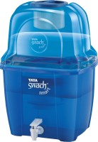 Tata Swach Smart 15 L Gravity Based Water Purifier(Sapphire Blue)