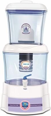 Tefon Water Purifer - 2589 16 L Gravity Based Water Purifier