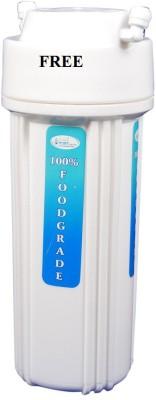L'eaupure Aquajet 14gp 12 L Ro, UV, UF, TDS with Alkaline Water Purifier (White)