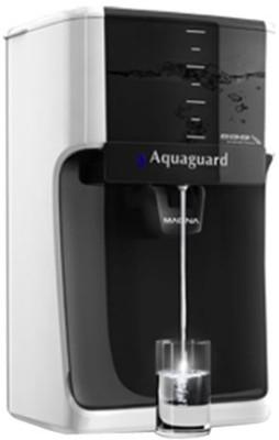 Aquaguard magna uv 7 L UV Water Purifier(black and white)